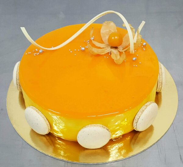 Cake Deliciz tropikal