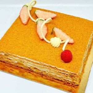Tort Miodownik Królewski