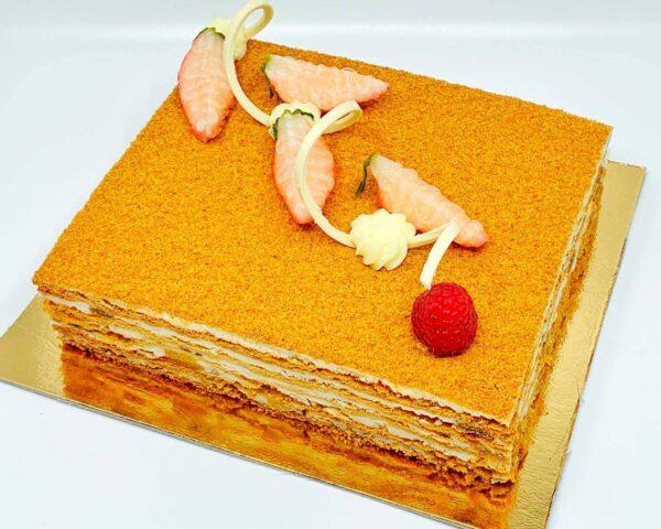 Cake Miodownik Royal