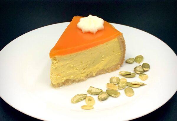 Delicate pumpkin