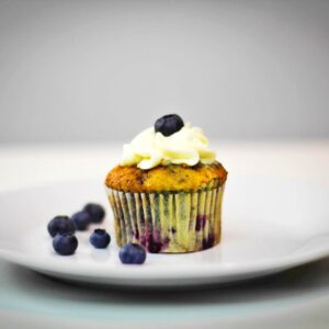Blueberry Cupcake (10 pcs)