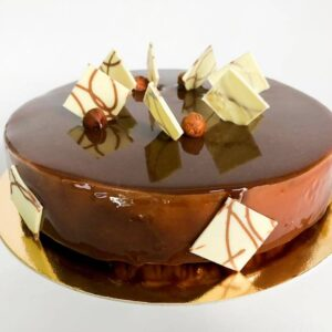 Cake Orzechowa pralinka