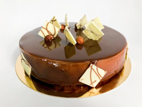 Tort Orzechowa pralinka