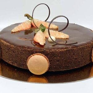 Cake Chocolate cheesecake