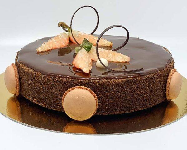 Cake Chocolate cheesecake
