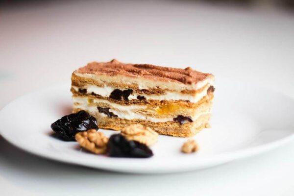Dessert Miodownik Royal