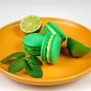 Makaroniki - Limonka z miętą